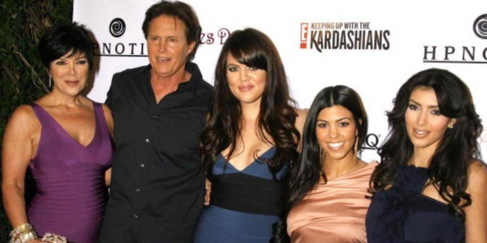 "Hasta que llegó ""Keeping Up With The Kardashians"". Foto: vía Getty Images"