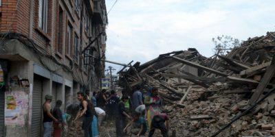 4 impactantes videos que registraron el terremoto en Nepal
