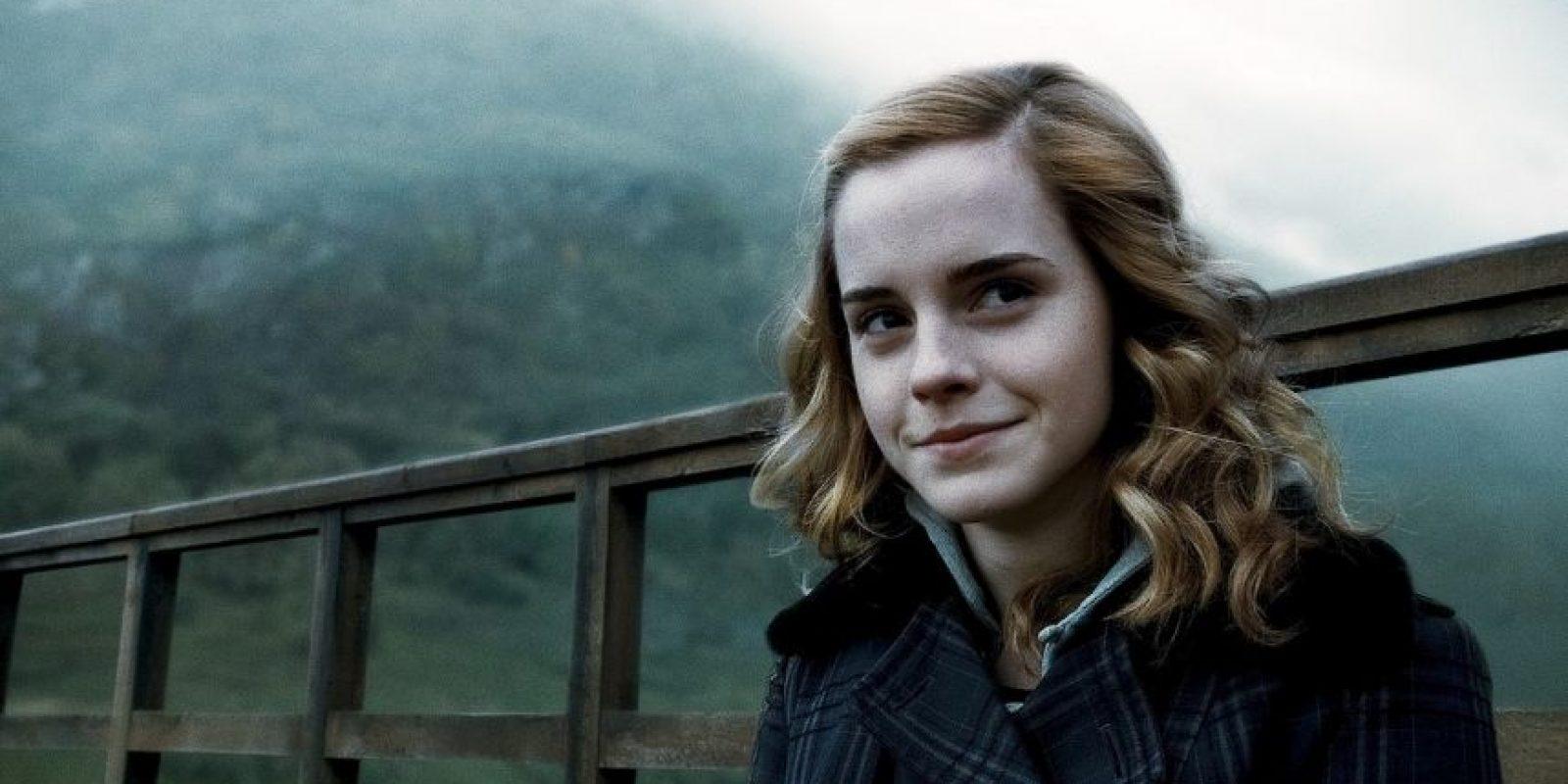 """""""Hermione"""" se convirtió en una oficial de alto rango en el Departamento de Regulación y Control de la Ley Mágica. Foto:Vía Facebook.com/harrypottermovie"""