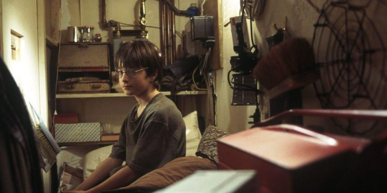"""""""Harry"""" perdió la habilidad de hablar con las serpientes. Foto:Vía Facebook.com/harrypottermovie"""