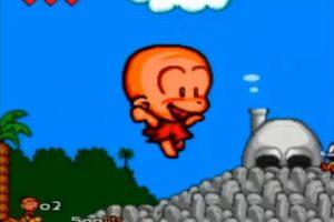 Bonk's Adventure de 1993. Este cavernícola usaba literalmente la cabeza para vencer a los enemigos Foto:Nintendo