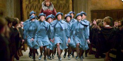 """""""Bill Weasley"""" y """"Fleur"""" se casaron, tuvieron tres hijos: """"Victoire"""", """"Louis"""" y """"Dominique"""". Foto:Vía Facebook.com/harrypottermovie"""