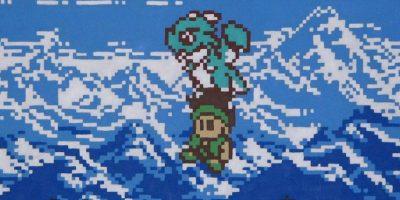 Little Samson de 1992 es un juego basado en el mítico personaje Sansón Foto:Nintendo