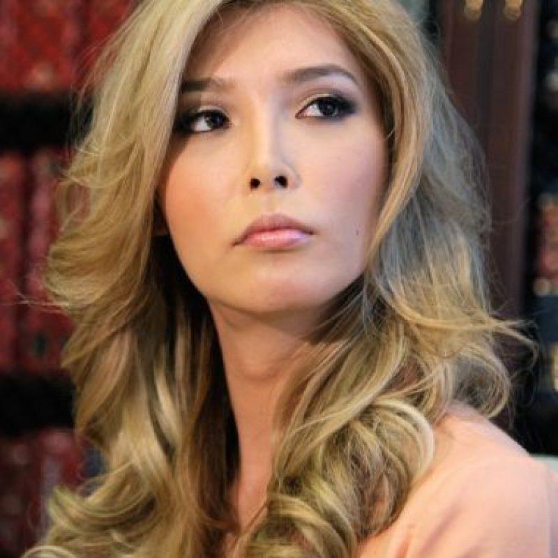 En 2012 se postuló en el famoso certamen de belleza Miss Universo, representando a Canadá. Foto:Getty Images