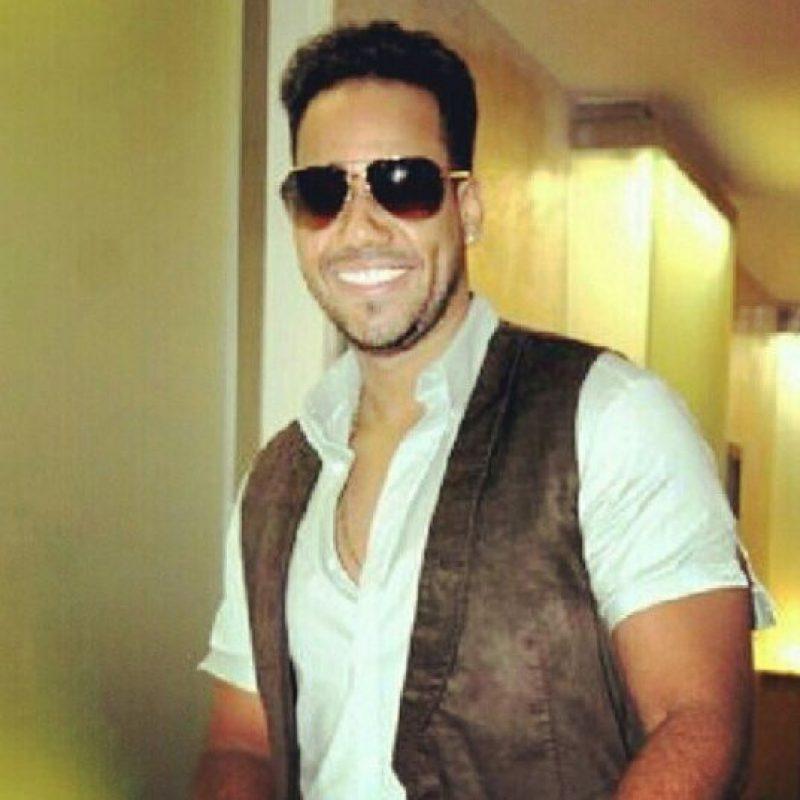 Romeo no tiene problema para hacer canciones en inglés, aunque prefiere el español. Foto:Vía instagram.com/romeosantos