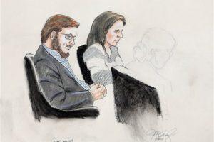 Los cargos contra él se presentaron en julio de 2012 (16 en total). El proceso se alargó, ya que sus abogados quieren probar su pésimo estado de salud mental. Foto:vía AP