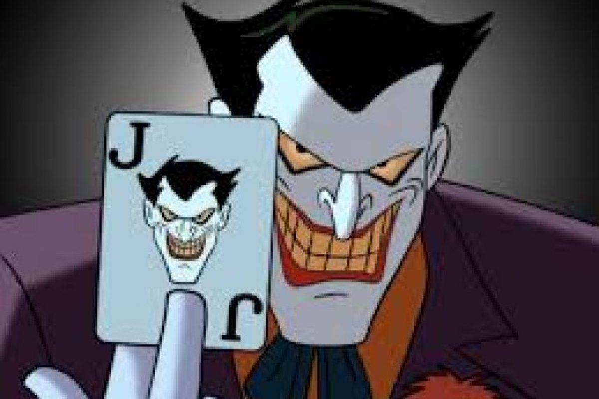 """En cuanto a las series animadas, este es el """"Joker"""" de """"Batman: The Animated Series"""". La voz del personaje la hizo Mark Hamill, actor que representó a Luke Skywalker en """"Star Wars"""" Foto:Twentieth Century Fox"""
