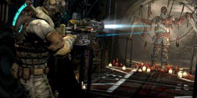 """""""Dead Space"""" los traslada al año 2508 para dispararle a criaturas extraterrestres no muy amistosas Foto:EA"""