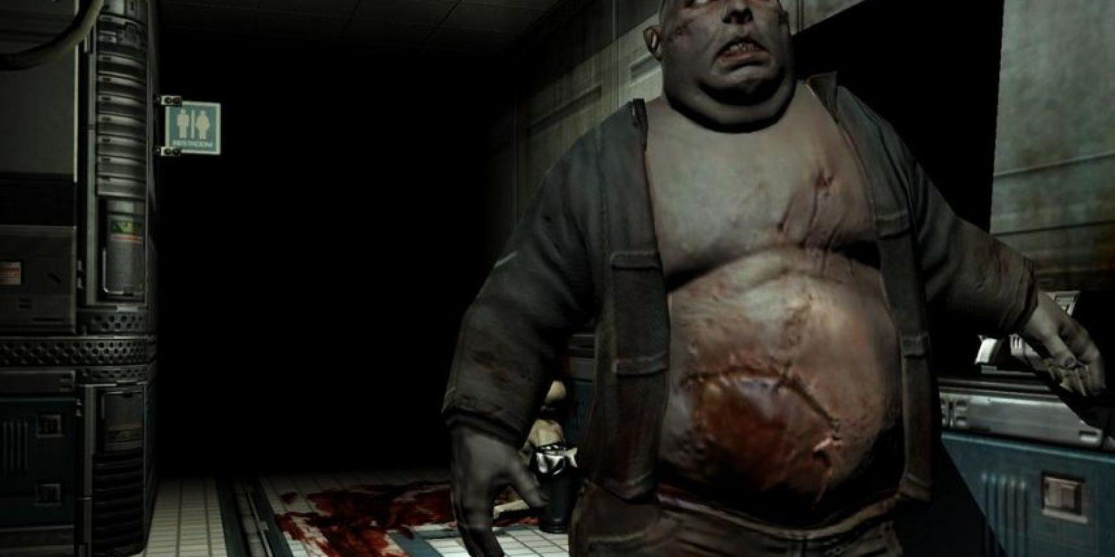 """""""Doom 3"""" tiene más sangre que los juegos anteriores de esta saga Foto:id Software"""