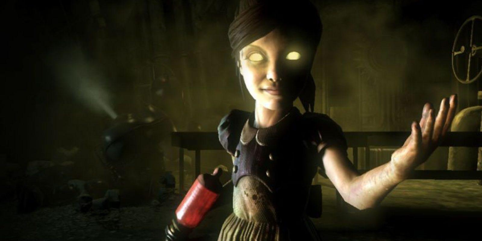 """""""Bioshock"""" incorpora elementos de juegos de rol, biopunk, survival horror y sigilo Foto:Irrational Games"""