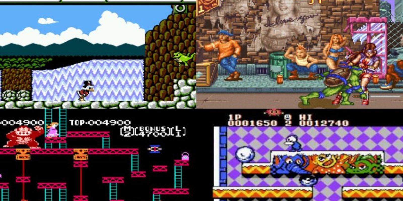 Los siguientes juegos de NES pueden valer desde 40 hasta cuatro mil dólares Foto:Nintendo