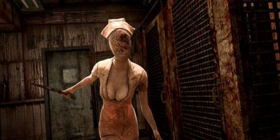 """""""Silent Hill"""" es pueblo fantasma, que resulta ser como el mismo infierno Foto:Konami Computer"""
