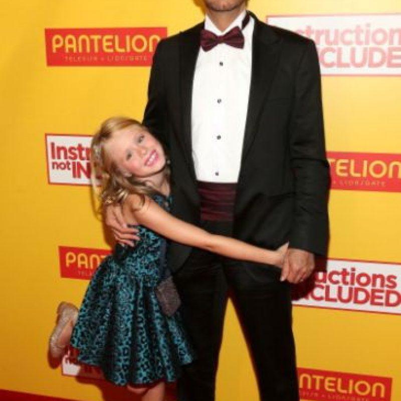 Quiso ser actriz dede los 5 años. Foto:vía Getty Images