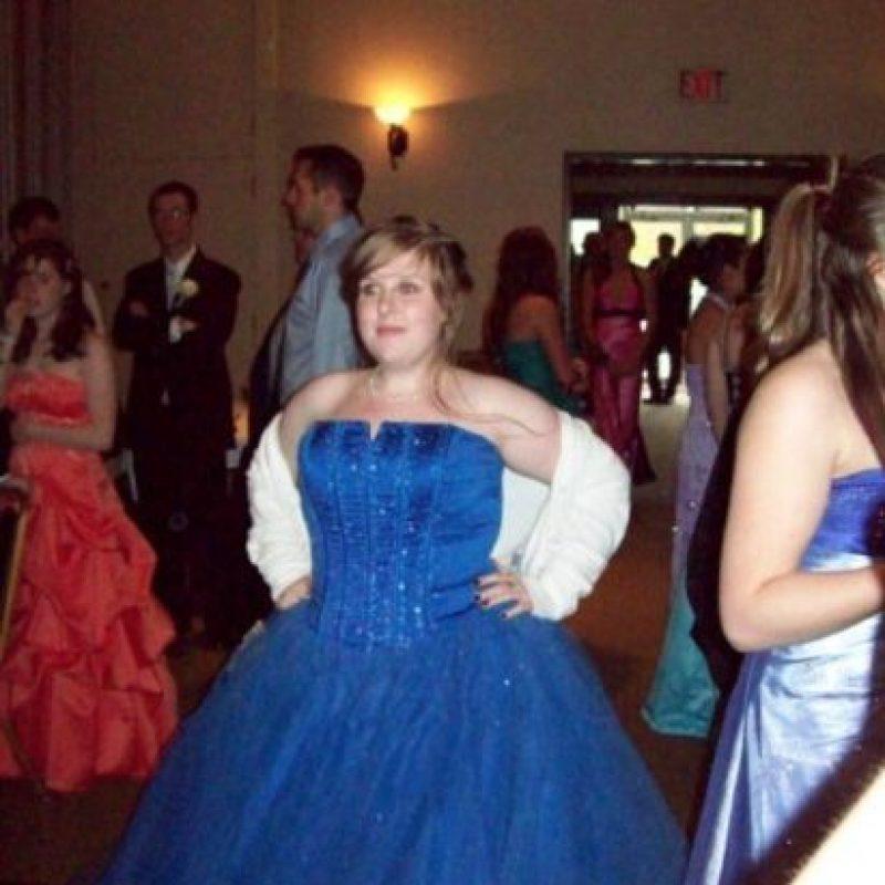 Ella adoraba confeccionar hermosos vestidos. Foto:vía Facebook/ Tom Parks
