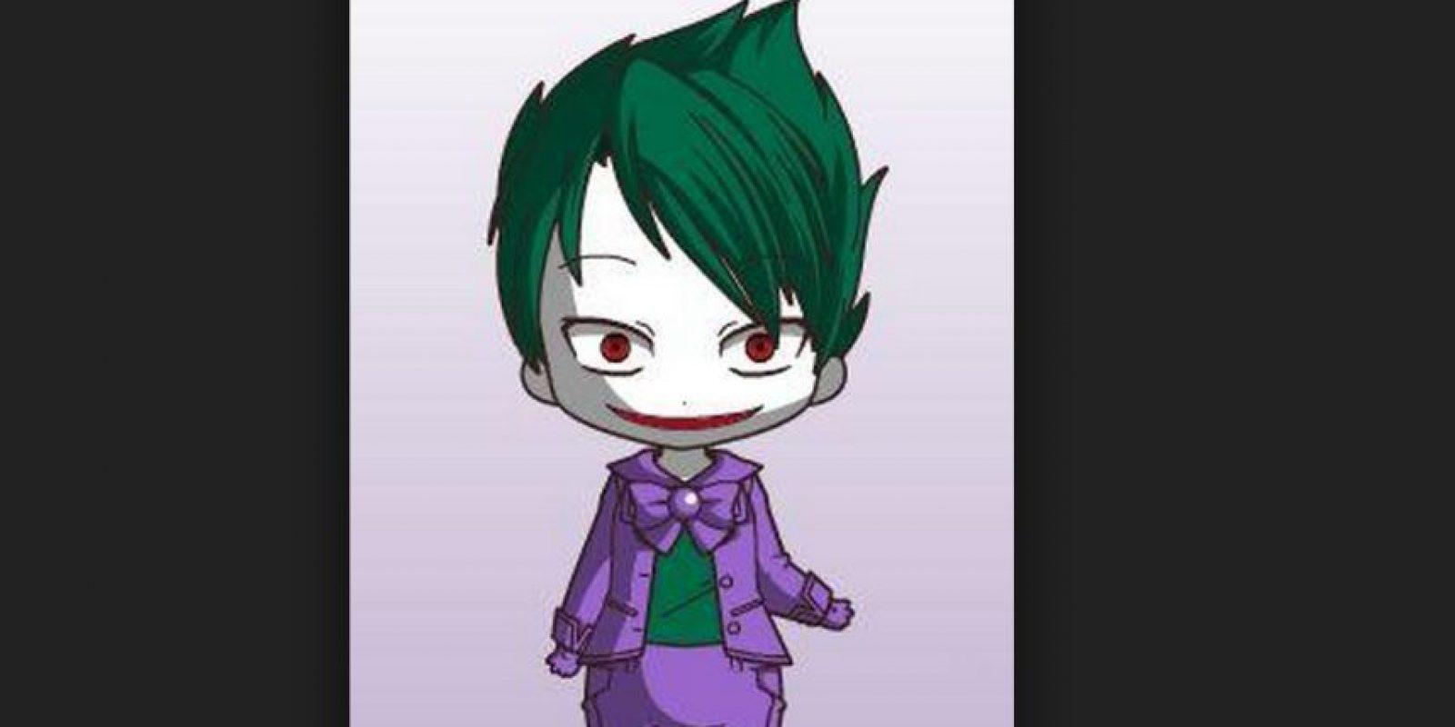 """Existen una gran variedad de """"Joker"""" en todo el mundo, ya que es muy popular por su personalidad, historia y violencia extrema Foto:fc05.deviantart.net/fs71/f/2014/"""