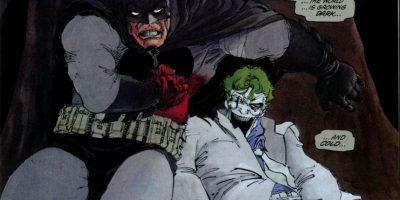 "Frank Miller retomó la saga (él es creador de ""Sin City"") Foto:vía DC Cómics."