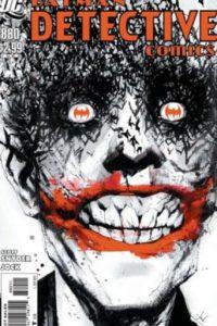"""Otra portada de cómic de el """"Joker"""": Foto:vía DC Cómics."""