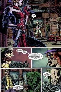 Aquí, en el cómic de Brian Tourello. Foto:vía DC Cómics.