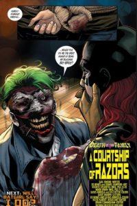 """Aquí, portadas polémicas e icónicas del """"Joker"""" en los cómics. Foto:vía DC Cómics."""