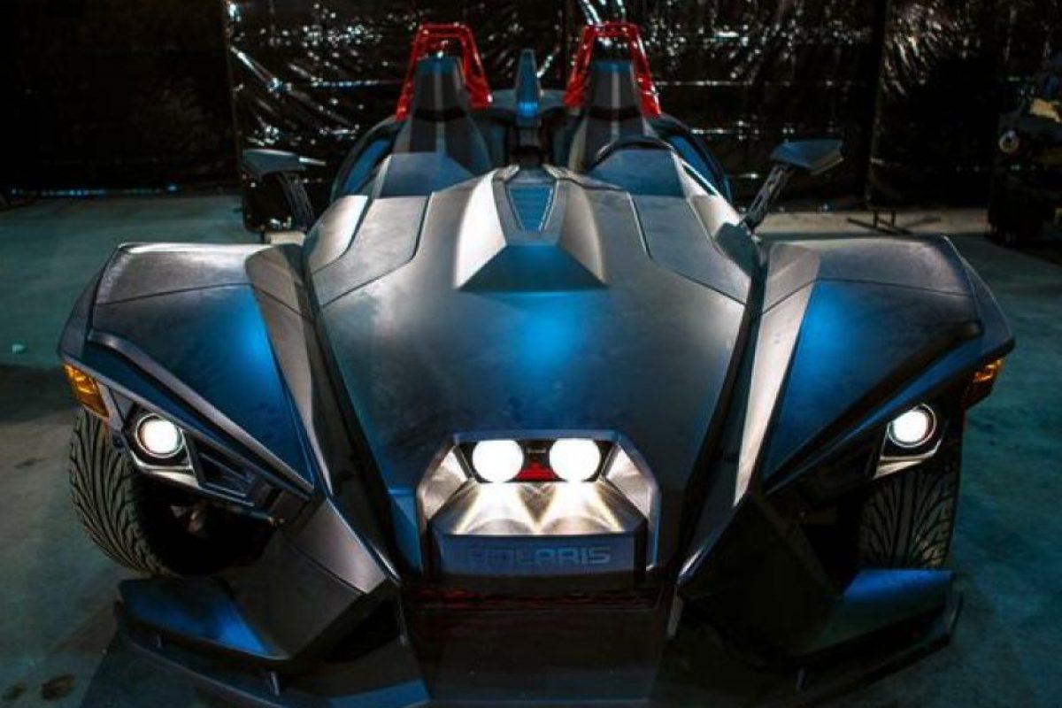 """Estos son los autos que aparecerán en la cinta """"Teenage Mutant Ninja Turtles 2"""" Foto:twitter.com/michaelbay/"""