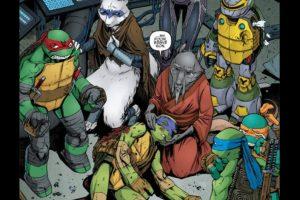 """Se rumora que """"Donatello"""" morirá en la continuación de la saga Foto:Twitter"""