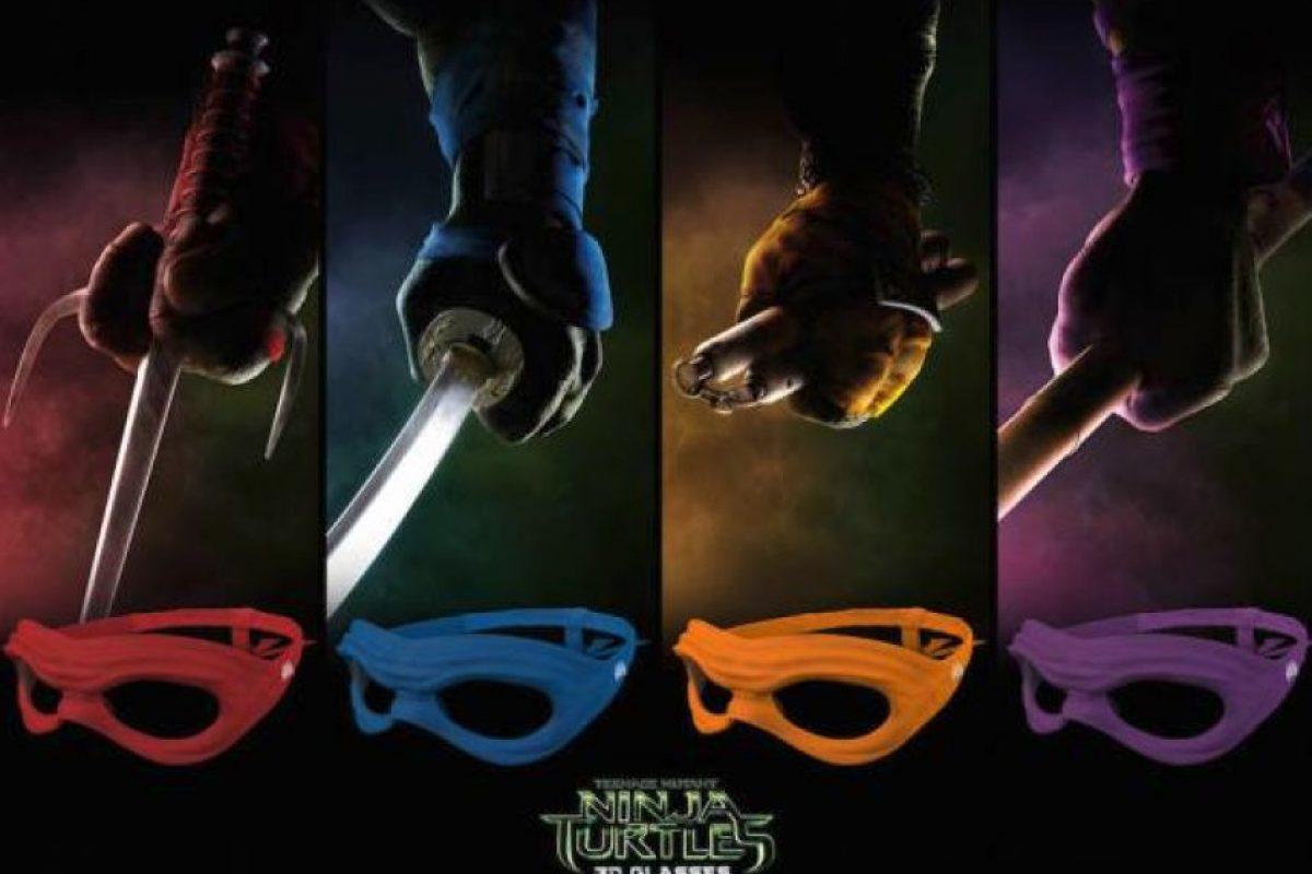 """Se confirmaron dos personajes nuevos: """"Casey Jones"""" que será interpretado por Stephen Amell y """"Baxter Stockman"""" que será interpretado por Tyler Perry Foto:Paramount Pictures"""