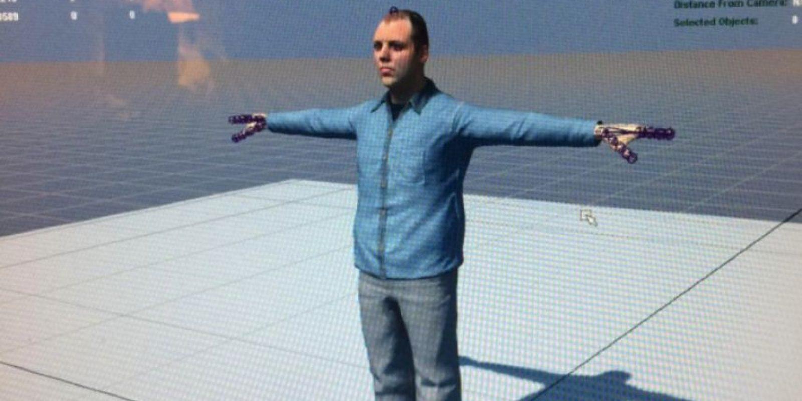 Así lucen las primeras pruebas del software Foto:Panormal Games