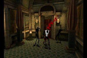 """""""Eternal Darkness: Sanity's Requiem"""" es un videojuego para Game Cube capaz de bolarte la cabeza con su complicada historia Foto:Silicon Knights"""