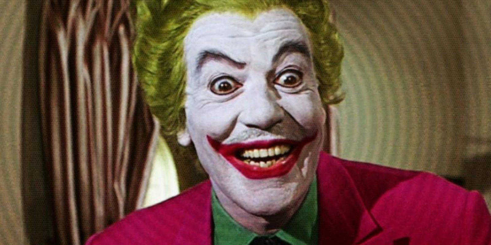 La primera aparición del personaje en la TV fue en 1966. Este fue interpretado por César Romero. Foto:Twentieth Century Fox Television
