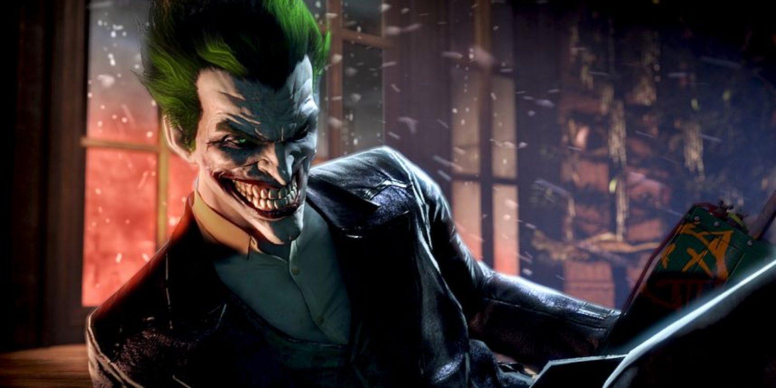 """Así luce el archienemigo de Batman para los recientes videojuegos de la serie """"Batman: Arkham Origins"""" Foto:Warner Bros. Games Montreal"""