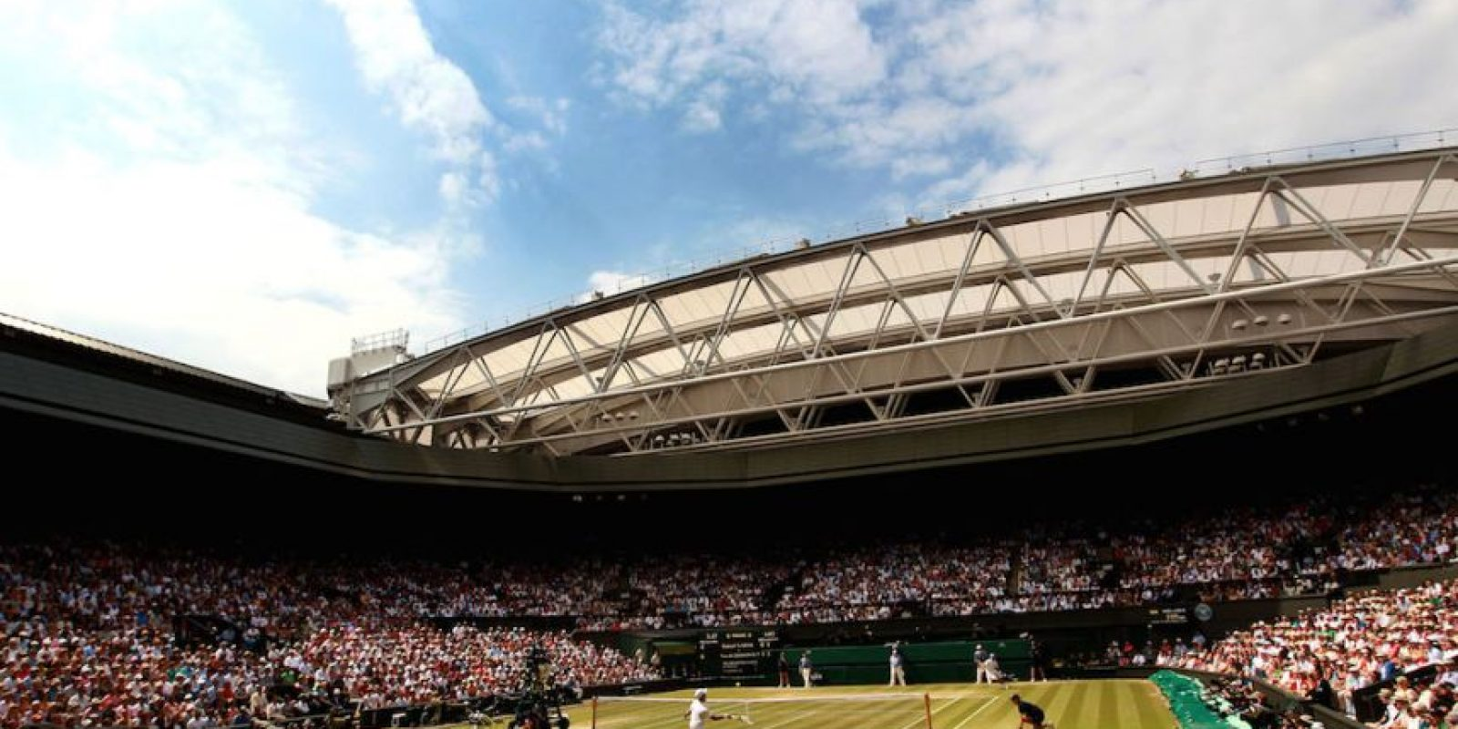 Wimbledon – Londres, Inglaterra. Foto: Getty Images