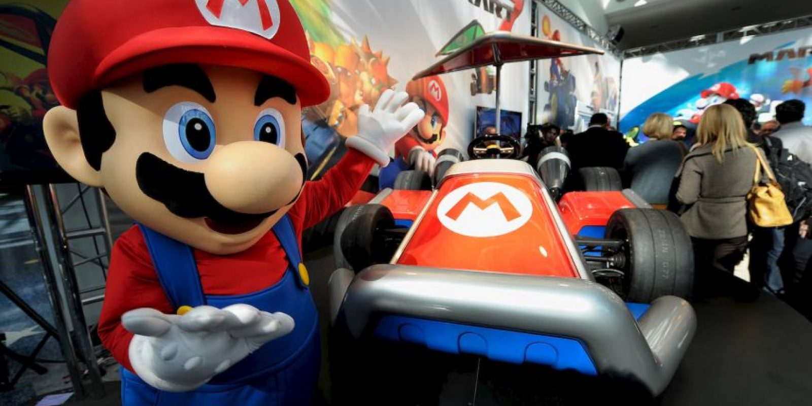 """""""Mario"""" fue llamado así por Mario Segali, dueño de las oficinas del primer local de oficinas de Nintendo en América Foto:Getty Images"""