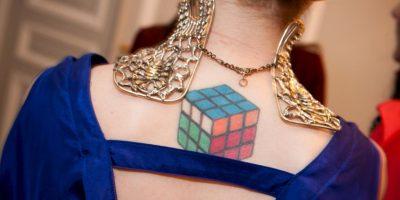 En el año 1981 se realizó una exhibición del cubo de Rubik en el Museo de Arte Moderno de Nueva York Foto:Getty Images