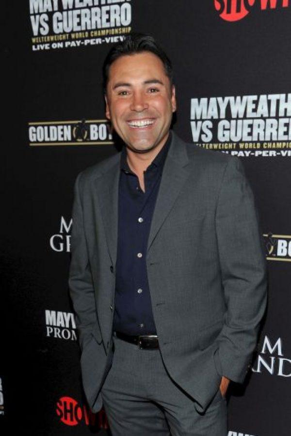 """""""Si (Manny) logra comenzar bien en los dos primeros rounds, entonces podrá ganar la pelea"""", declaró el expugilista. Foto:Getty Images"""