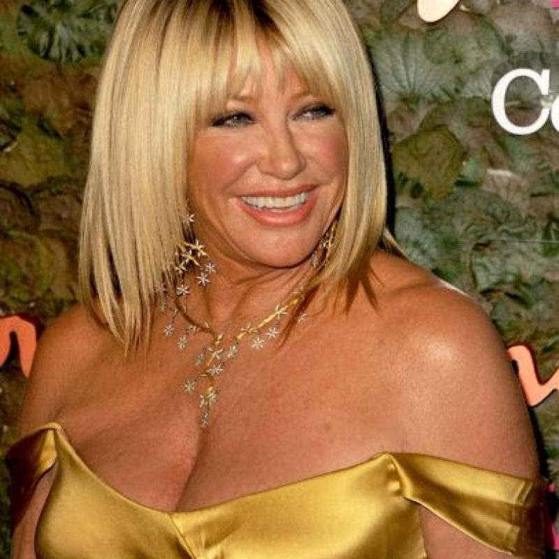 2014, Suzanne Somers Foto: Getty Images