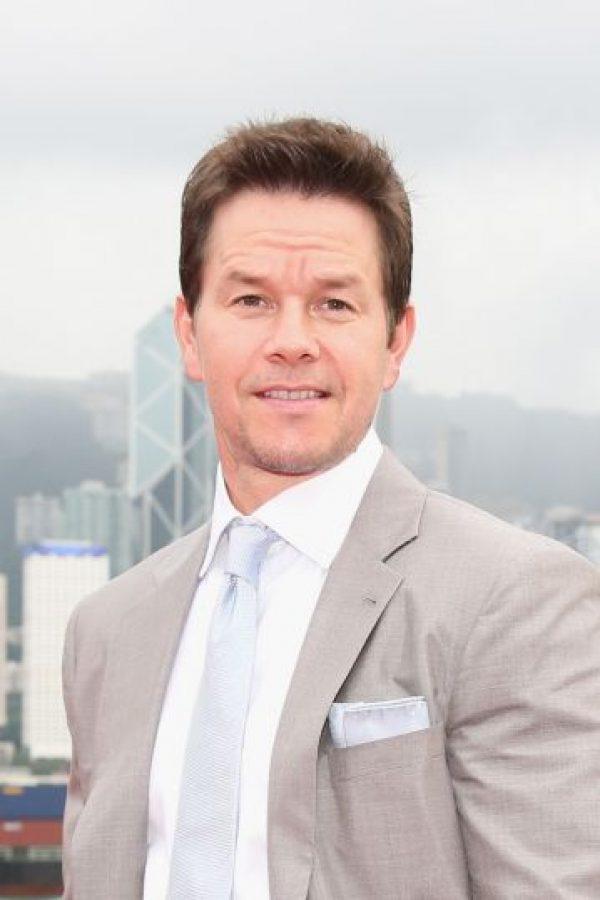 Pacquiao: Mark Wahlberg, cantante, modelo y actor estadounidense. Foto:Getty Images