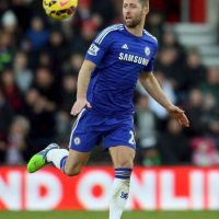 Central: Gary Cahill / Chelsea / Inglaterra Foto:Getty Images