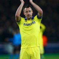 Central: John Terry / Chelsea / Inglaterra Foto:Getty Images