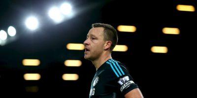 Con 34 años, John Terry es más titular del Chelsea que nunca. El defensa inglés pasa por un gran momento y es el pilar de la zaga del equipo de José Mourinho, al cual también aportó para importantes victorias con sus goles. Foto:Getty Images