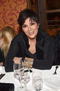 La asistente de Kris fue quien le dio la inesperada noticia. Foto:Getty Images