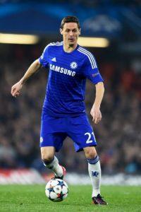 """Llegó como """"un fichaje más"""" y se convirtió en el motor del Chelsea. Matic logra el equilibrio perfecto en el centro de la cancha y es uno de los responsables del buen paso del equipo de Mourinho. Foto:Getty Images"""