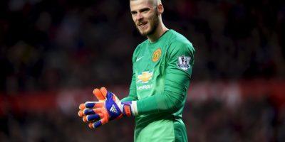 Portero: David de Gea / Manchester United / España Foto:Getty Images