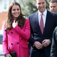 Así luce la duquesa Kate Middleton antes de dar a luz. Foto:Getty Images