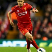Medio: Philippe Coutinho / Liverpool / Brasil Foto:Getty Images