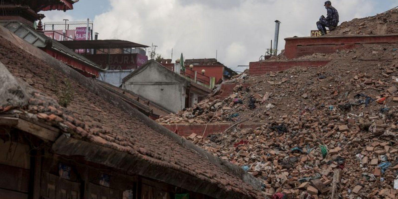 3. Colombia envió equipos de Protección Civil. Foto:Getty Images