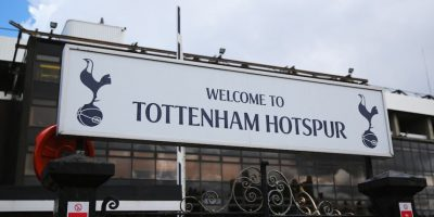 Estadio White Hart Lane – Londres, Inglaterra. Foto:Getty Images