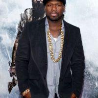 Mayweather: 50 Cent, rapero estadounidense. Foto:Getty Images