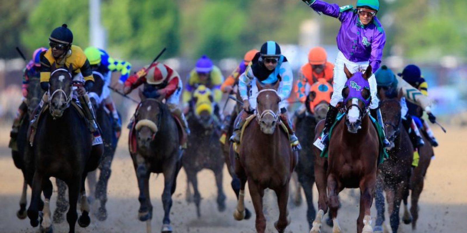 Derby de Kentucky – Louisville, Kentucky, Estados Unidos. Foto:Getty Images
