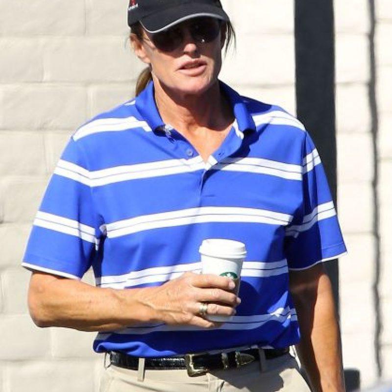 Bruce Jenner hace unos días confirmó su cambio de sexo. Foto:Grosby Group