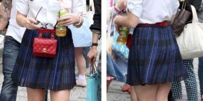 """FOTO: Vean cuál es la parte más """"deliciosa"""" del cuerpo de Katy Perry"""